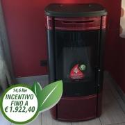 Ravelli HRV 120 Touch 15,6 kW