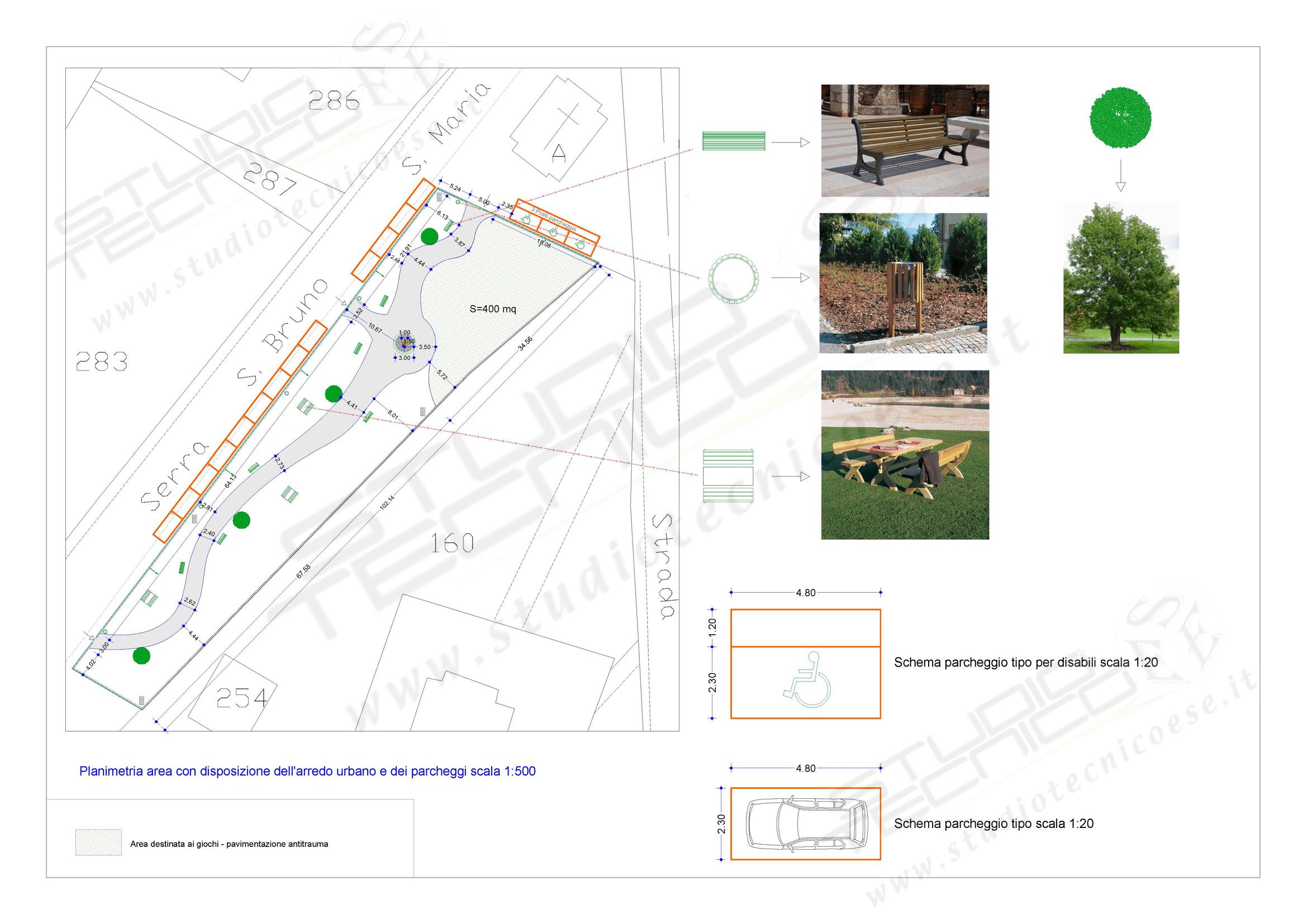 planimetria-area-con-disposizione-dell-arredo-urbano-e-dei-parcheggi